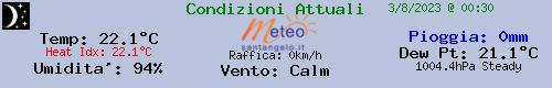 Webcam a Sant Angelo di Sala - Venezia, Italia OFF-LINE
